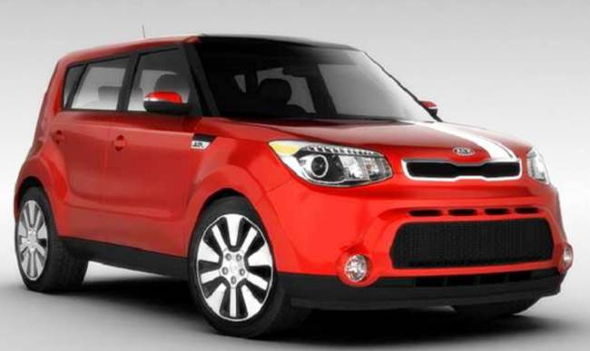 2017 kia soul ev urban look 2017 2018 best cars reviews. Black Bedroom Furniture Sets. Home Design Ideas
