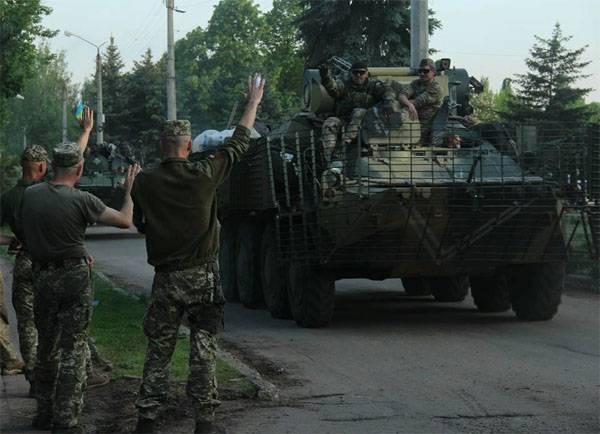 Уволились 80 процентов подготовленных США в Яворове военнослужащих ВСУ. Данные укроСМИ