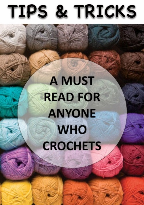 Tips &Tricks for Crochet