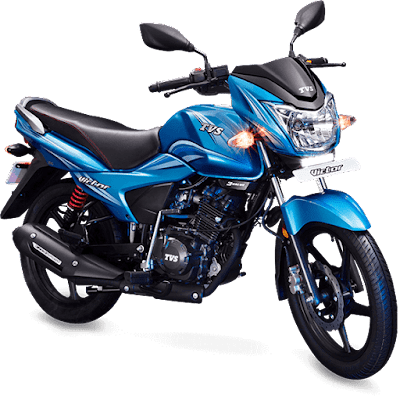 TVS Victor Premium Edition drl light