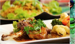 North African Mutton Lentil Stew