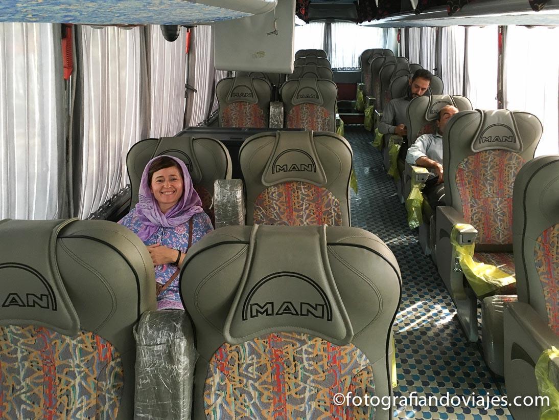 autobus iran