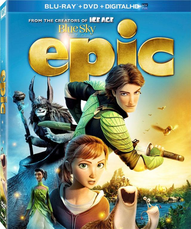 Epic 2013 BluRay 300mb ESub
