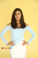 Anisha Ambrose Latest Pos Skirt at Fashion Designer Son of Ladies Tailor Movie Interview .COM 0694.JPG