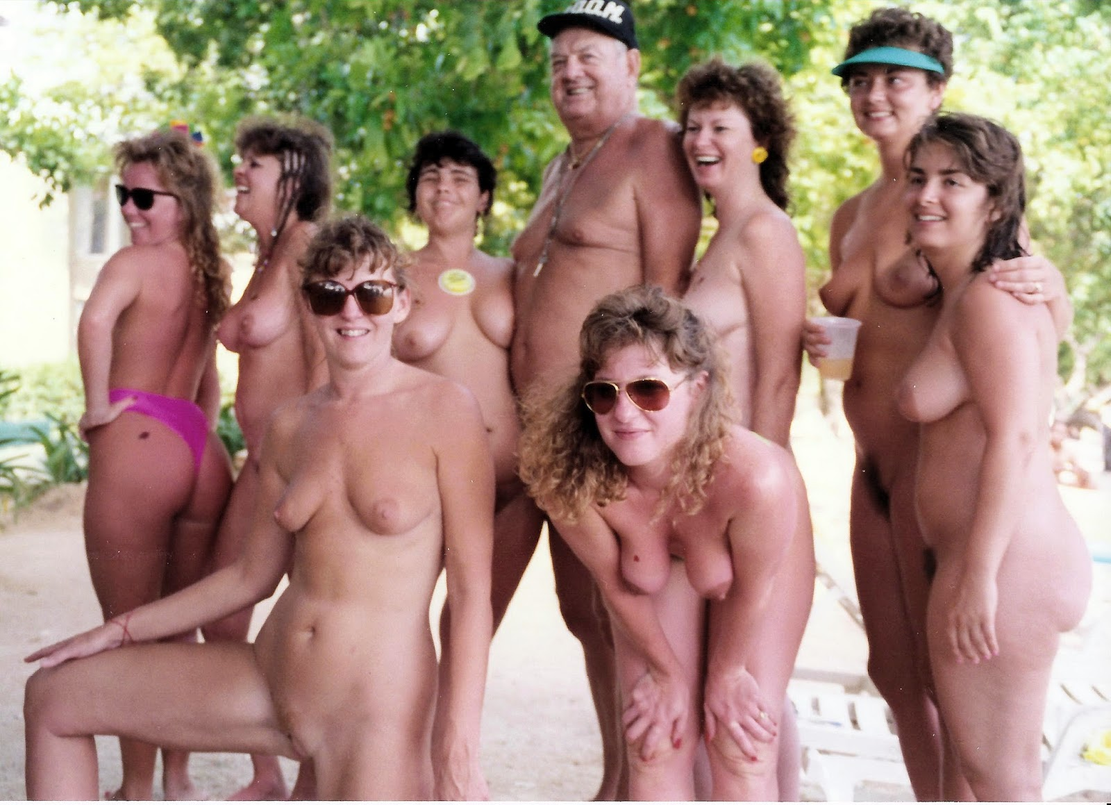 Kiwi Twins Extreme Nude Survival Challenge In African Wilderness