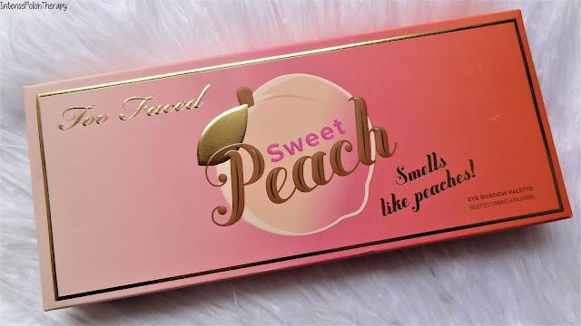 Too Faced | Sweet Peach Palette
