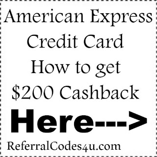 American Express Credit Card Cashback, Sign up Bonus, Promotions & Refer A Friend Bonus 2018-2019