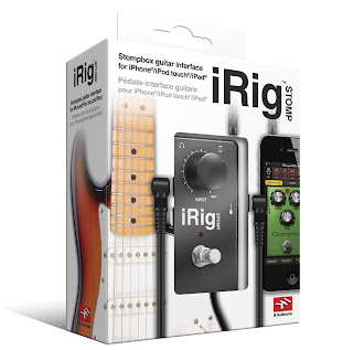 [SOLD] iRig STOMP
