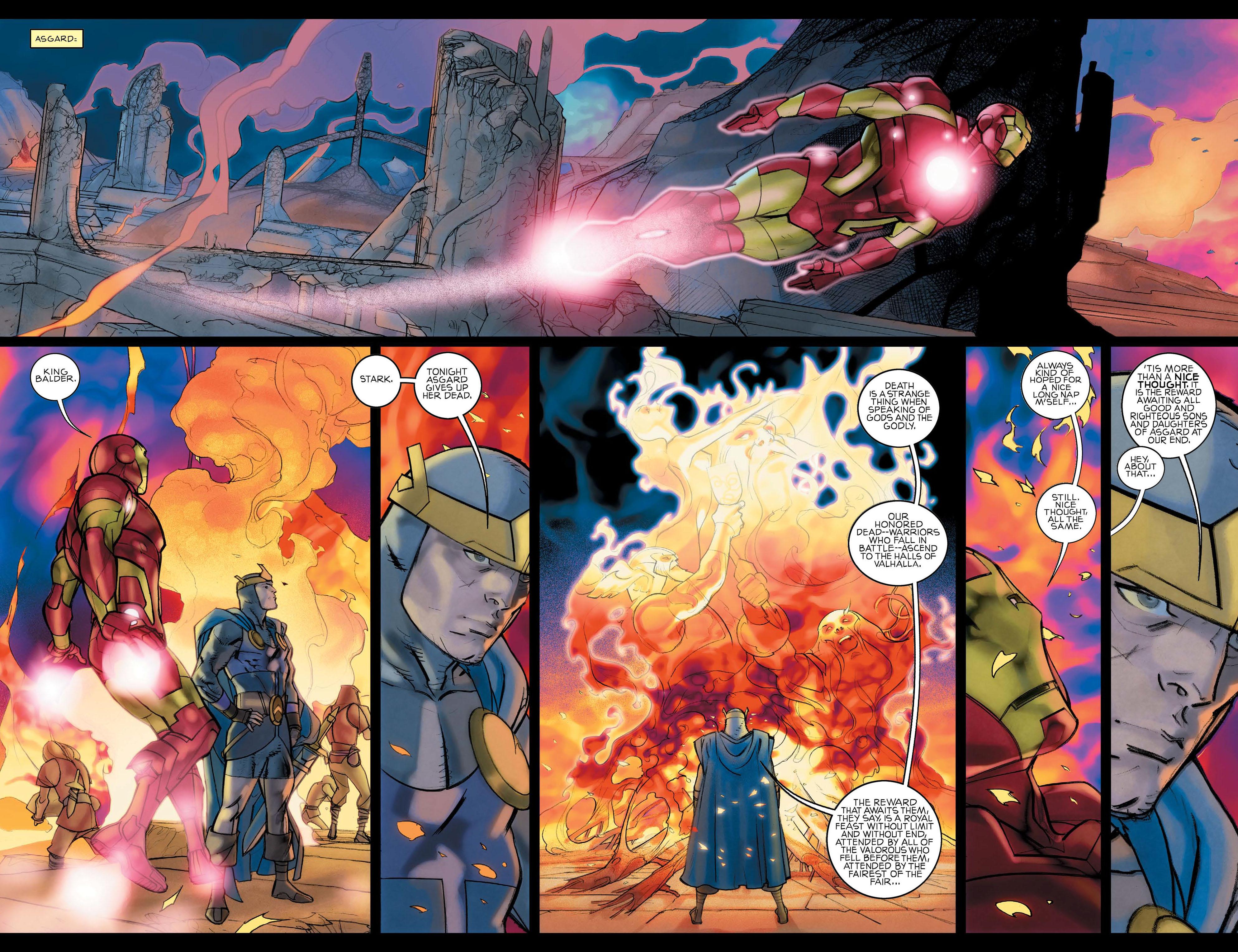 Thor (2007) Issue #617 #30 - English 7
