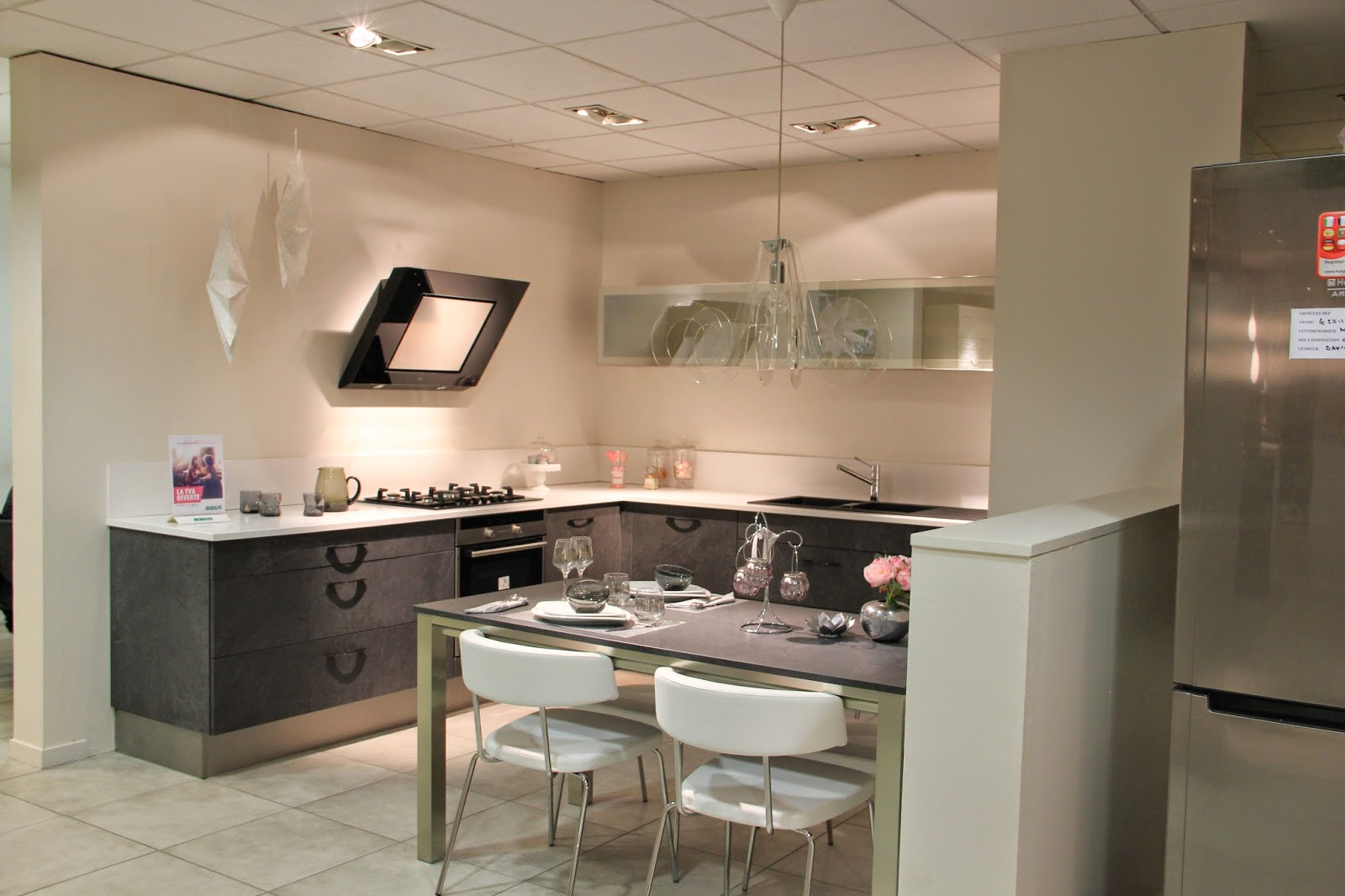 votre cuisine mobalpa par virginie les expositions du. Black Bedroom Furniture Sets. Home Design Ideas