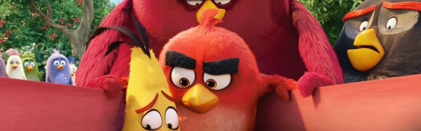 'Angry Birds, la película': Dinamismo que no alza el vuelo
