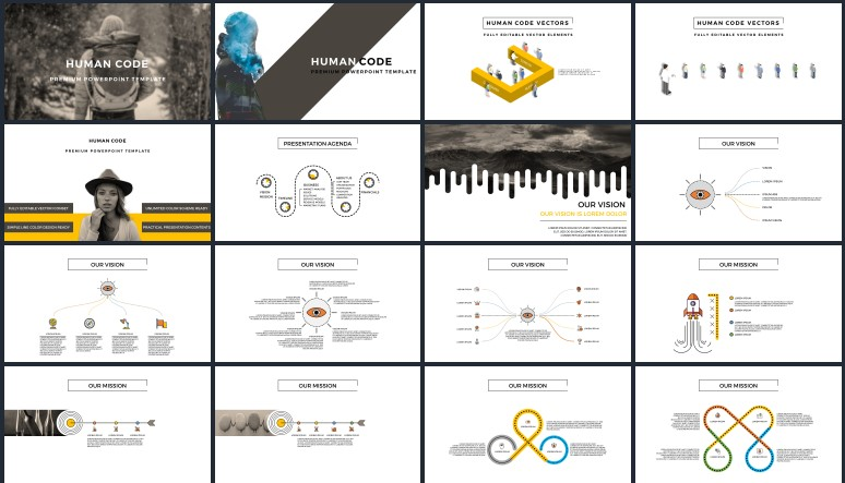 versatile powerpoint template for customer service presentation, Powerpoint templates