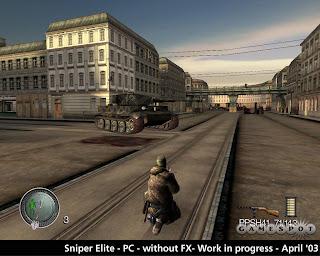 Sniper Elite (PS2) 2005