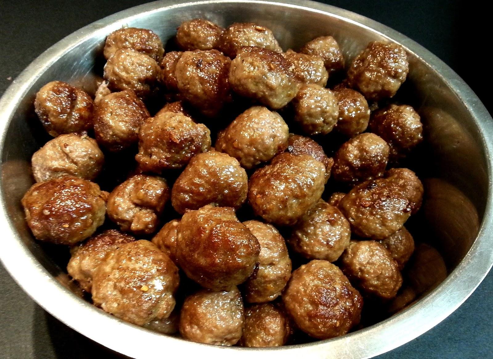 köttbullar med potatismjöl