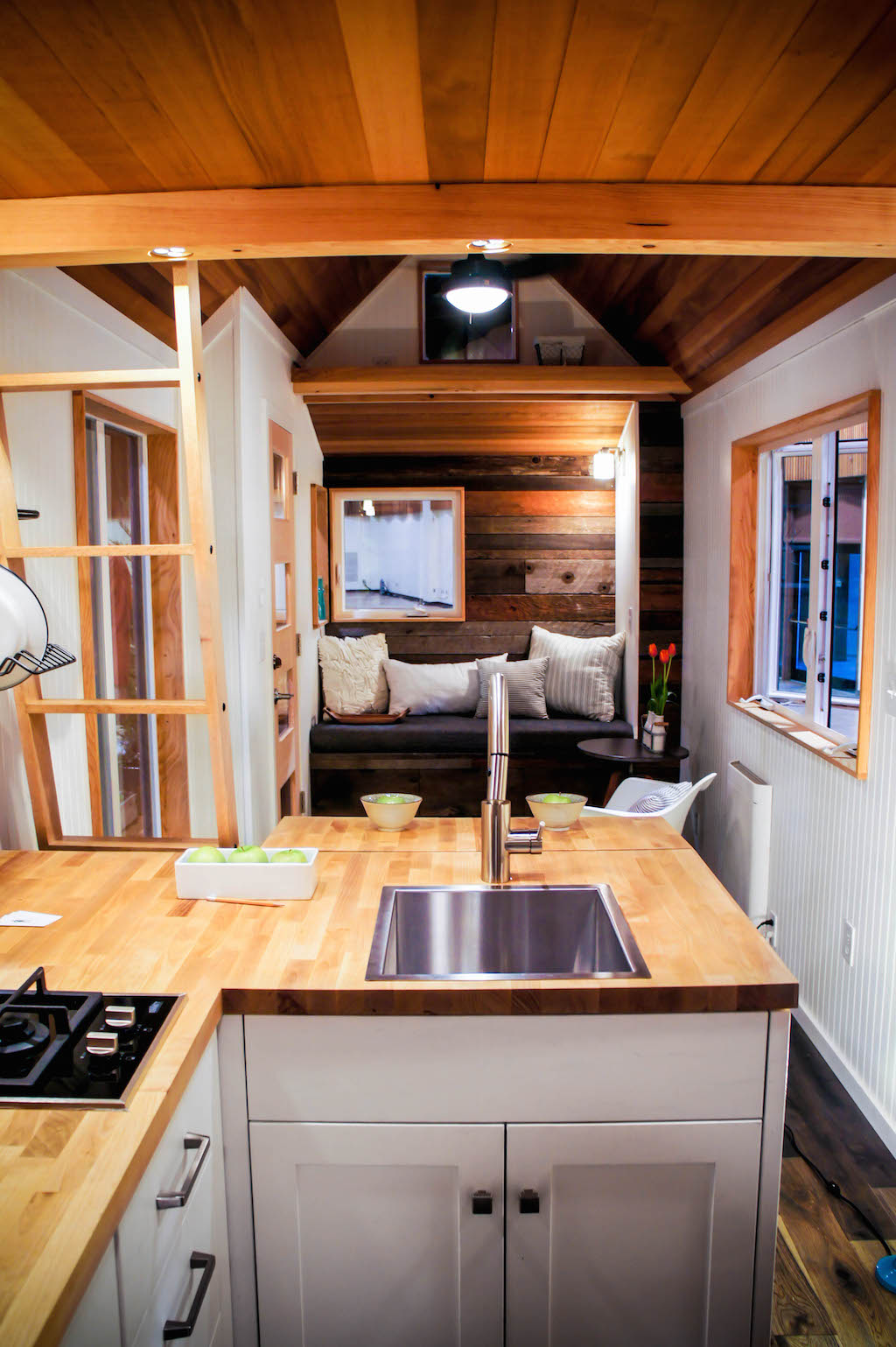 Tiny House Town The Kootenay From Greenleaf Tiny Homes