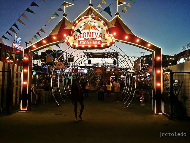 Carnival Food Park Marikina