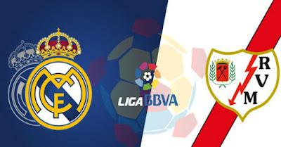 بث مباشر مشاهدة مباراة ريال مدريد ورايو فاليكانو اليوم