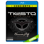 Tiesto: Copenhagen – Elements Of Life (2008) Full HD 1080p Audio Ingles 5.1 (Concierto)