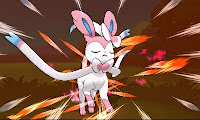 Sylveon confirmed type 6th generation.