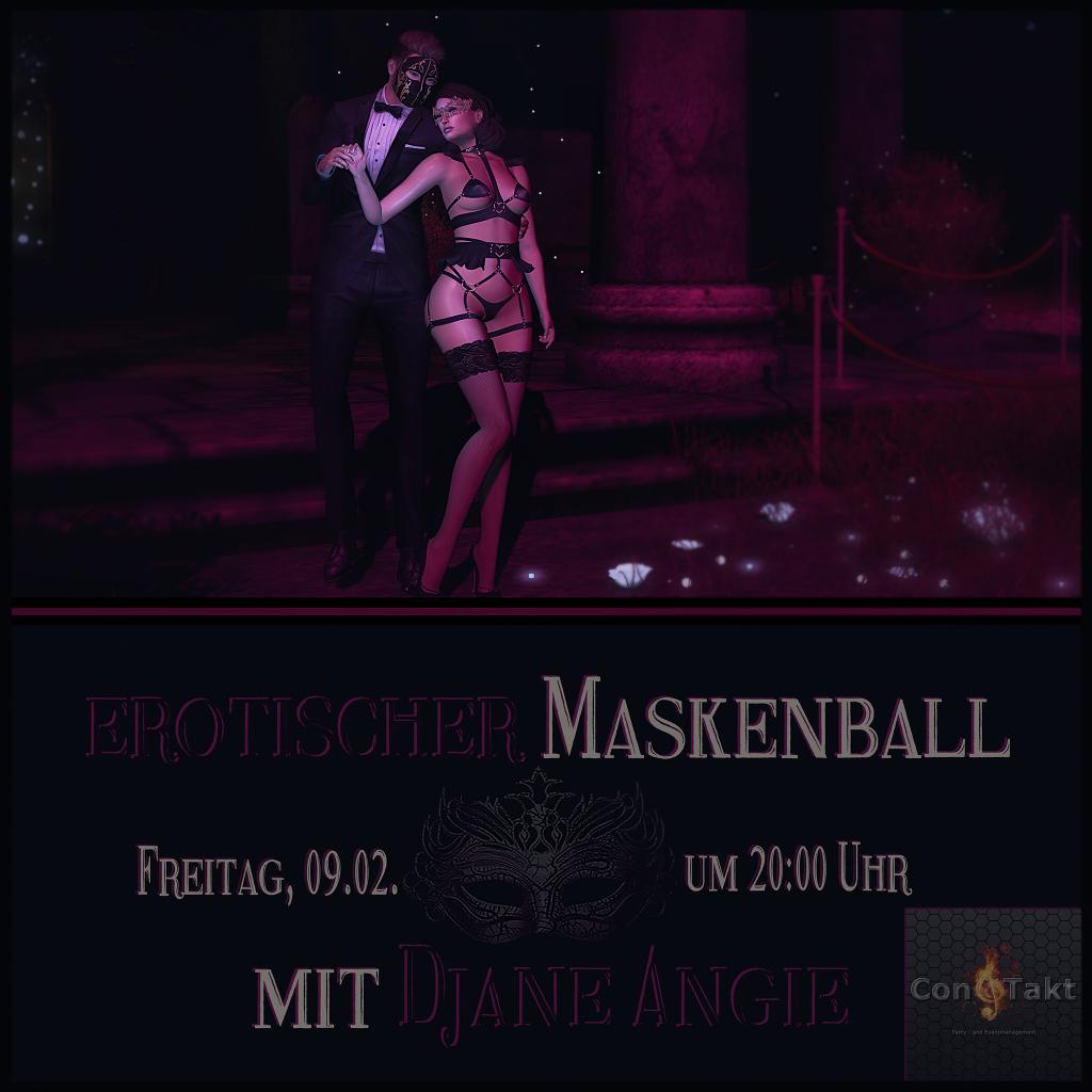 erotischer maskenball ball spanking