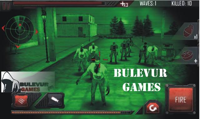 zombie road kills night image
