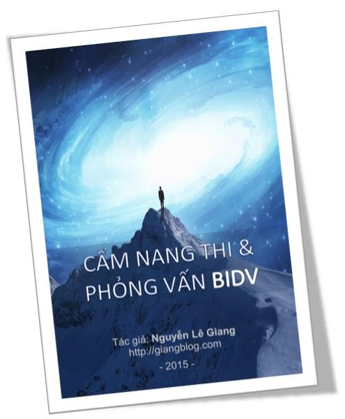 Đáp án chi tiết Đề thi BIDV - Ngân hàng Đầu tư phát triển Việt Nam