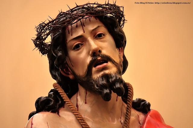 Jesús de la Misericordia. La Redención. Foto G. Márquez. León. 2015
