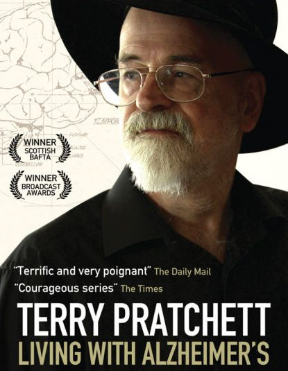 Terry Pratchett: Living with Alzheimer
