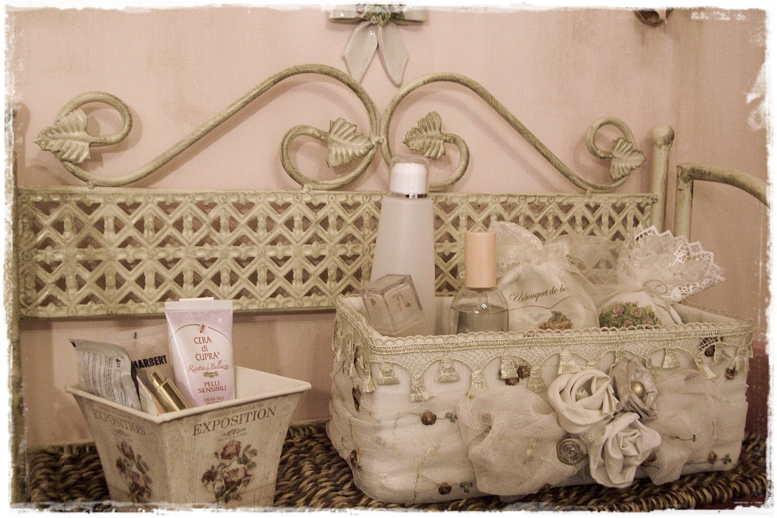Lecosemeravigliose shabby e country chic passions shabby for Casa accessori