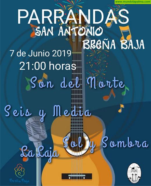 FIESTA SAN ANTONIO DE PADUA: Noche de Parrandas