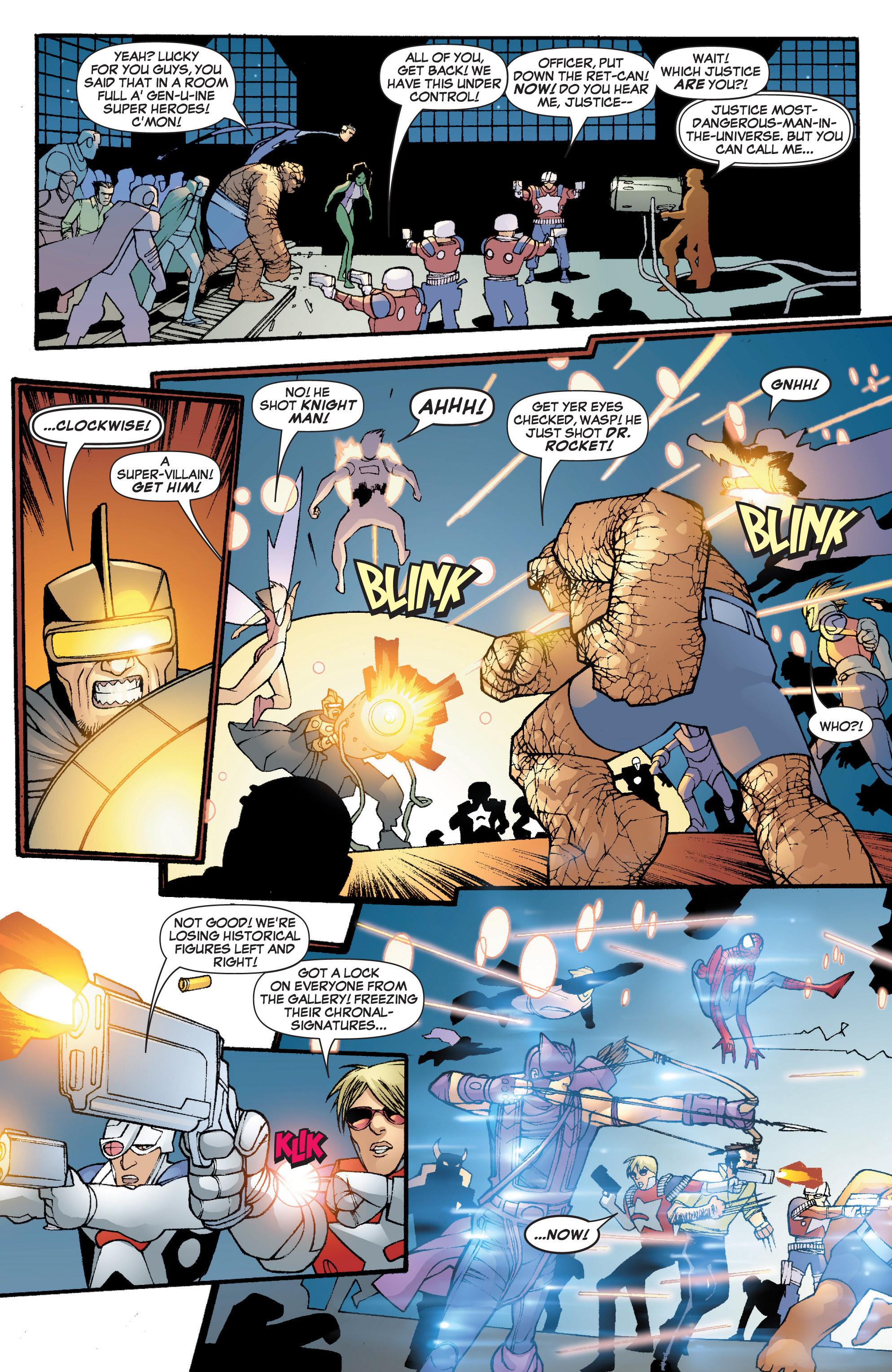 Read online She-Hulk (2005) comic -  Issue #3 - 30