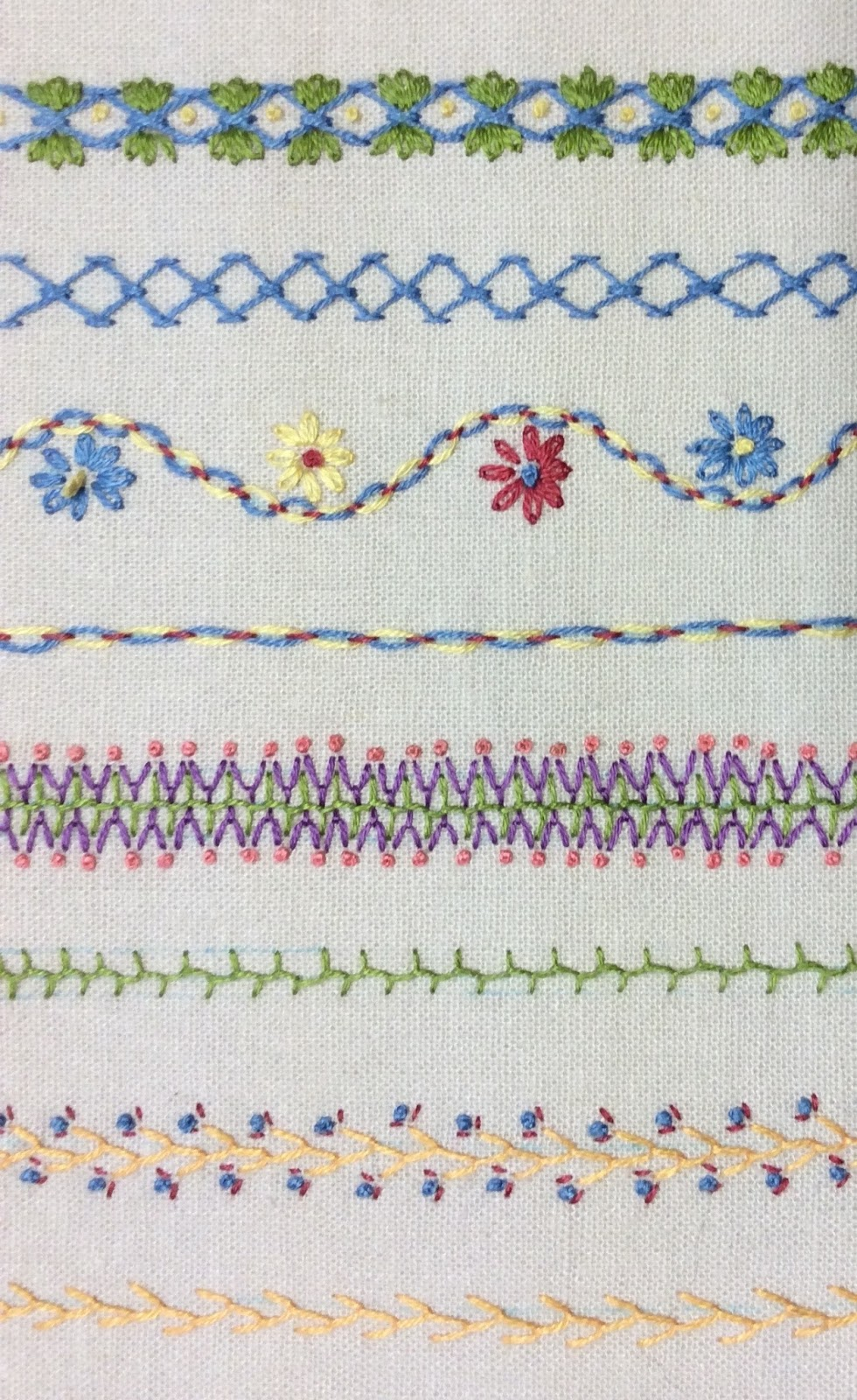 Embroidery For Crazy Quilts