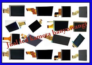 Jual LCD Kamera Banyuwangi