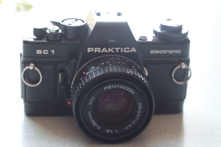 John margetts old camera blog.: praktica bc1 electronic