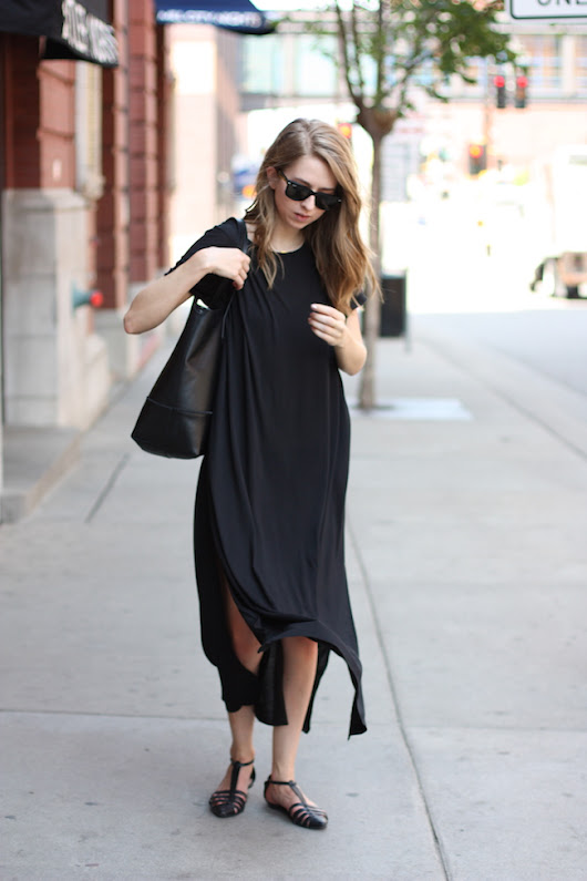 zipped: the pajama dress