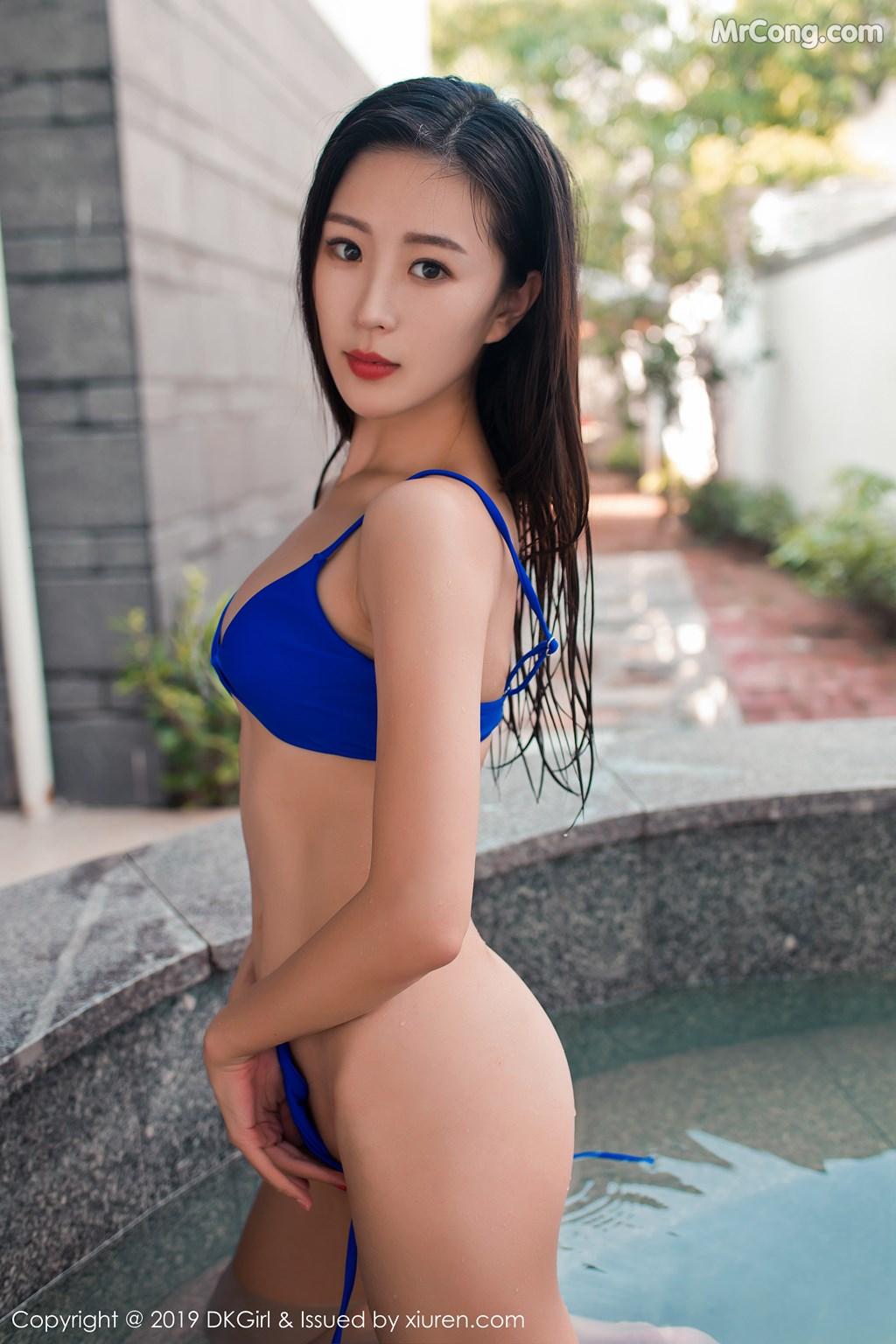 Image DKGirl-Vol.117-Alice-MrCong.com-025 in post DKGirl Vol.117: 小子怡Alice (41 ảnh)