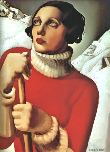 a biography of tamara de lempicka a polish artist New biography sign up tamara de lempicka - polish artist photo of the polish artist tamara de lempicka (1896-1980) by the german photographer willy maywald.
