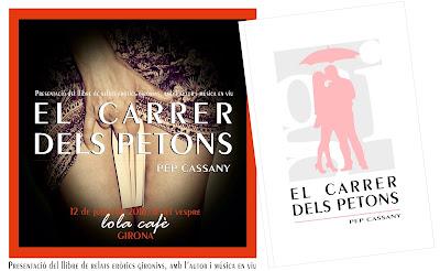 El carrer dels petons - el llibre de relats curts eròtics en català