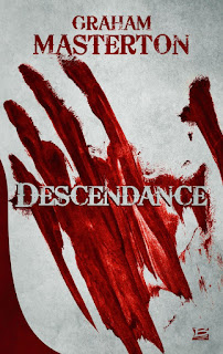 couverture du livre descendance