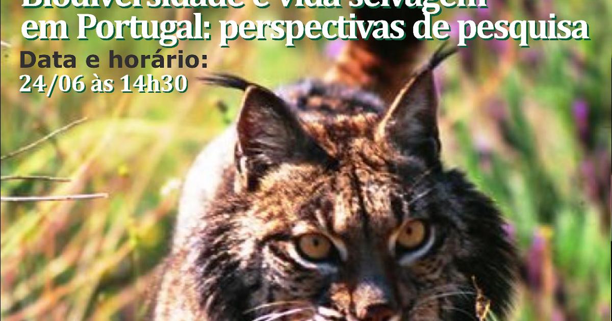 Biodiversidade e vida selvagem em Portugal: perspectivas de pesquisa