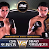 ONE Championship: Bibiano Fernandes vs. Kevin Belingon (Replay & Highlights) - November 9, 2018