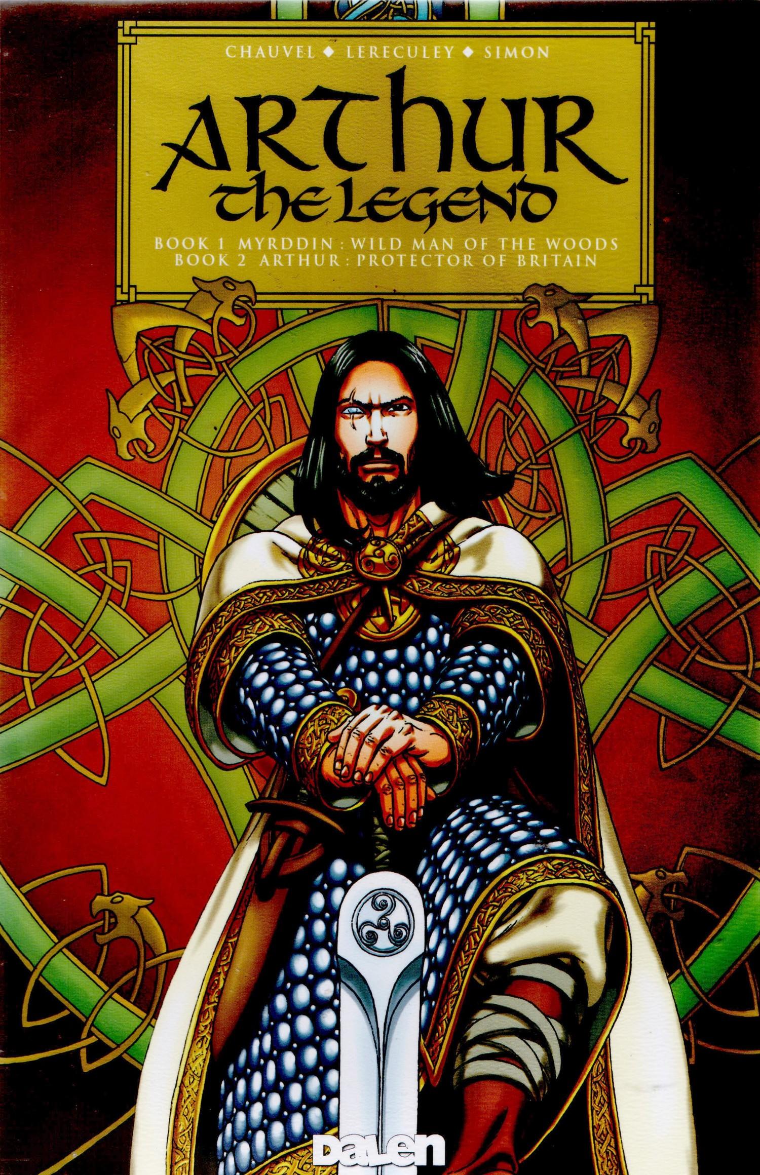 Arthur The Legend TPB Page 1