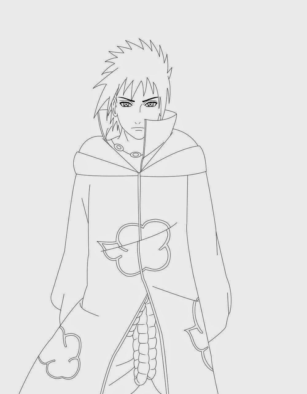 kokobrio: Naruto 's Drawing Books