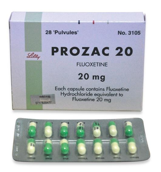 prozac 20mg for 2 weeks
