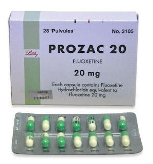 FLUOXETINE CAPSULES 20 mg Prozac - Best medicine