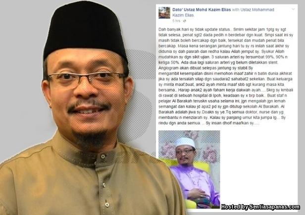 Ustaz Mohd Kazim Elias