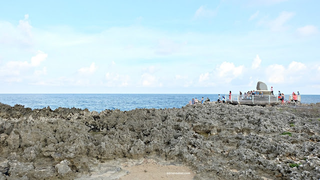 Tur Cokelat Bali Nikmatnya Cokelat Frisian Flag - Waterblow Peninsula Island
