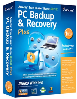 Download Acronis True Image Home 2012