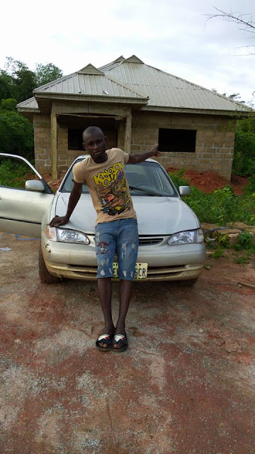 BREAKING NEWS! Internet Marketer Snow Prince Have Been Involved In A Ghastly Accident With His Brand New Toyota Corolla