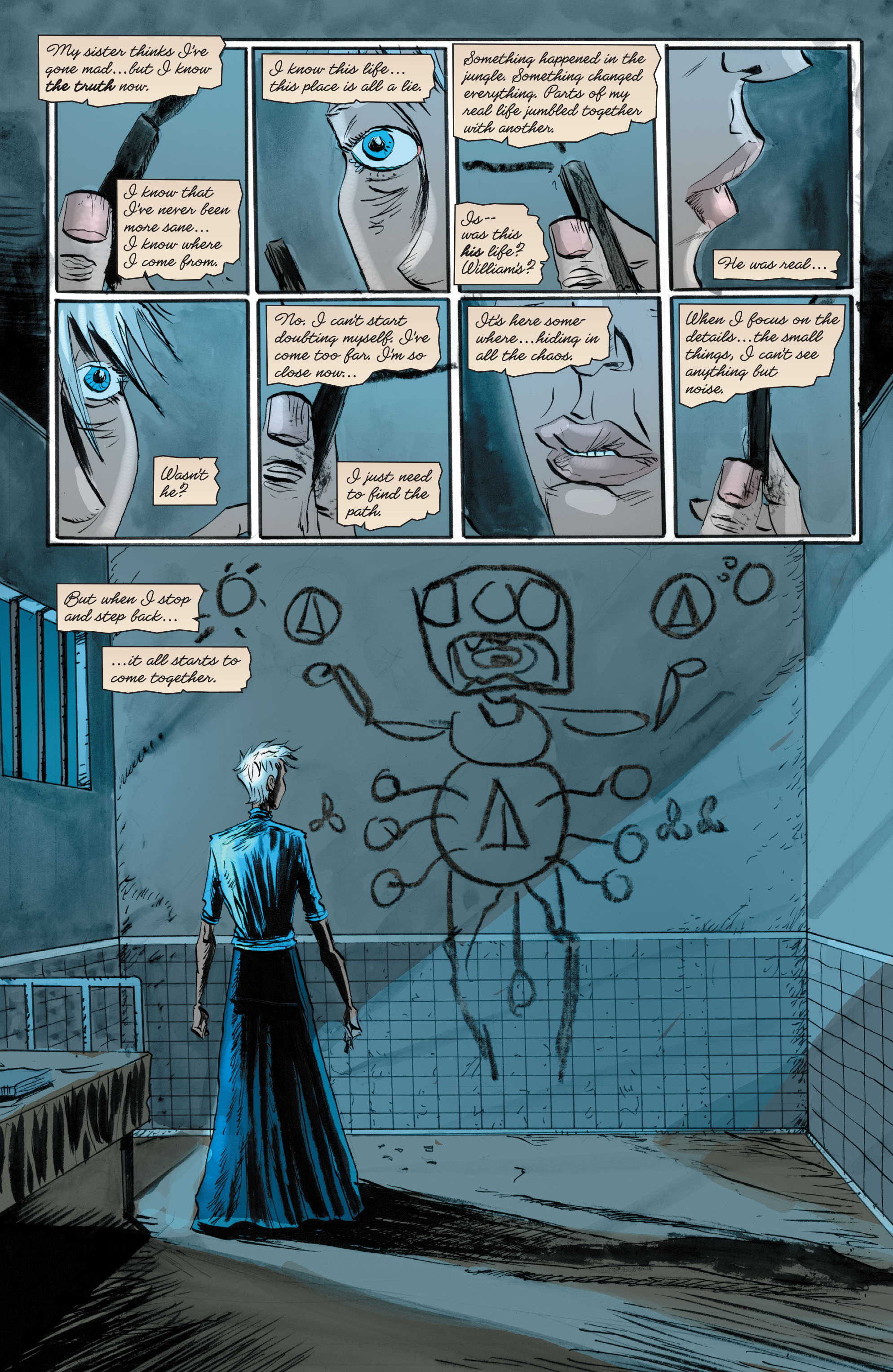 Read online Trillium comic -  Issue # TPB - 149